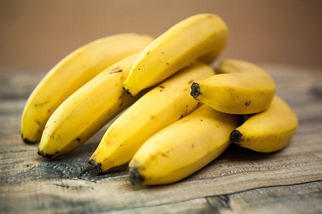 Skórka od banana zawiera wiele cennych substancji