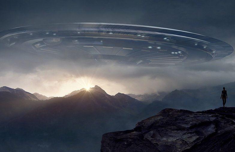UFO istnieje? Pentagon ma ujawnić swoje tajemnice