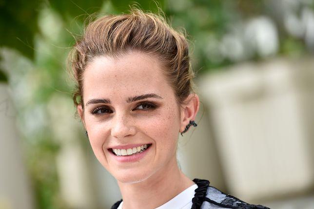 Emma Watson wypowiedziała się na temat oskarżeń Harveya Weinsteina o molestowanie