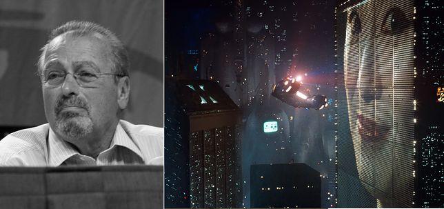 """Lawrence G. Paull był nominowany do Oscara za scenografię """"Łowcy androidów"""" (""""Blade Runner"""") z 1982 r."""