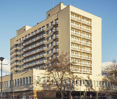 Sopot. Sanatorium MSWiA szpitalem tymczasowym