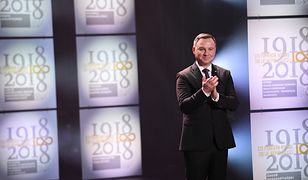 Duda: na 100 lat niepodległości mamy 105 pomników historii. Wśród nich Stocznia Gdańska