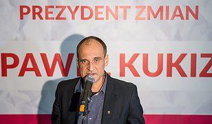 Paweł Kukiz: chcą mnie wykończyć, zerwano ze mną kontrakt
