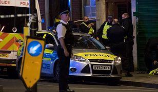 Atak z użyciem niebezpiecznej substancji w Londynie