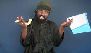 """Nigeria. Lider Boko Haram nie żyje. """"Bóg osądził go, posyłając go do nieba"""""""