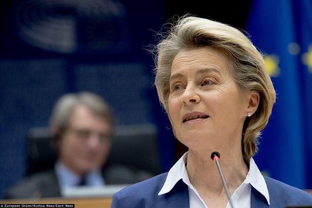 Ursula Von der Leyen: UE potrzebuje własnych zdolności wojskowych