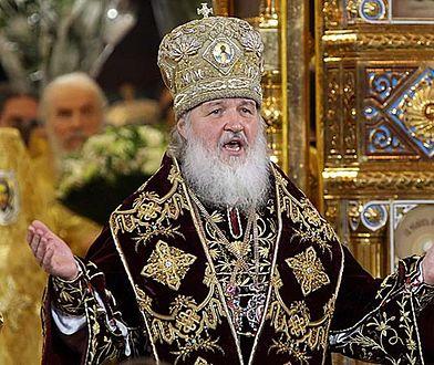 Przywódca rosyjskiego prawosławia Cyryl I
