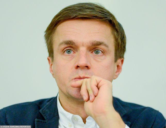 Leszek Jażdżewski został ukarany przez Facebooka