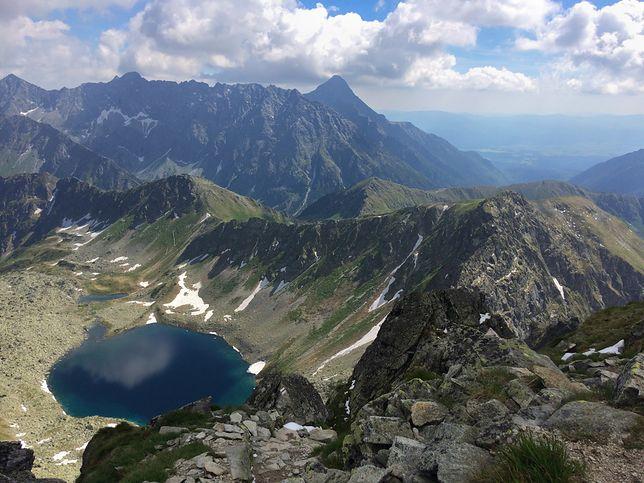 Turyści znaleźli zwłoki mężczyzny w Tatrach