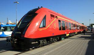 Pociąg na targach InnoTrans 2006