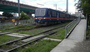 Pociągi w Filipinach