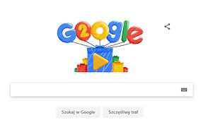 Google ma już 20 lat