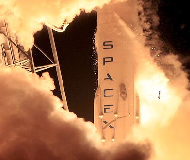 Rakieta, która ma zabrać ludzi na Marsa. Elon Musk zmienia nazwę