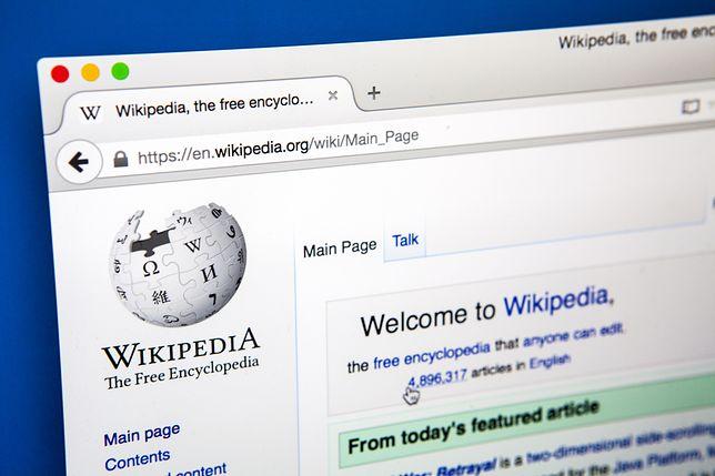 Wpłaty na Wikipedię są dobrowolne