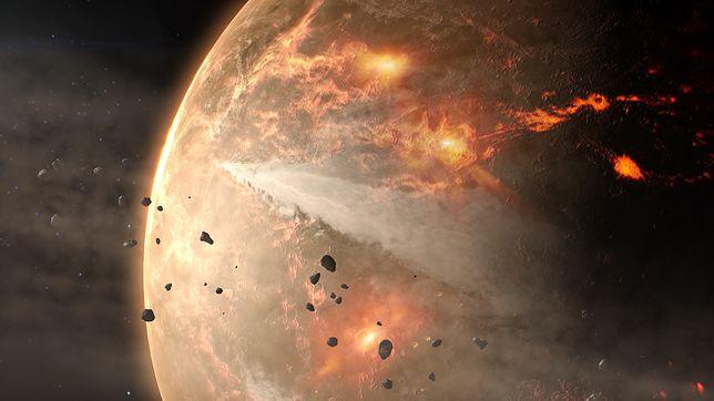 Prawda o przeszłości Ziemi jest dosyć ponura