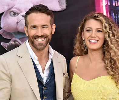 Blake Lively i Ryan Reynolds ponownie zostali rodzicami. Znamy płeć dziecka