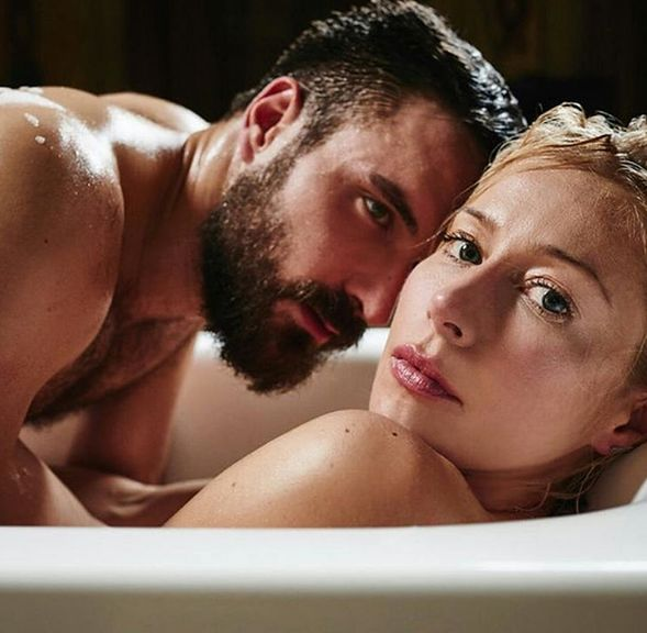 Kasia Warnke i Piotr Stramowski. Teraz to ona jest gwiazdą w tym związku!