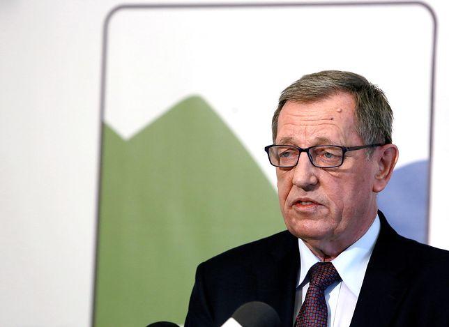 Jan Szyszko stawi się w Trybunale Sprawiedliwości UE. Posiedzenie w poniedziałek