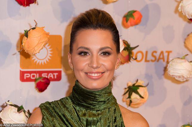 Agnieszka Hyży zmieniła fryzurę
