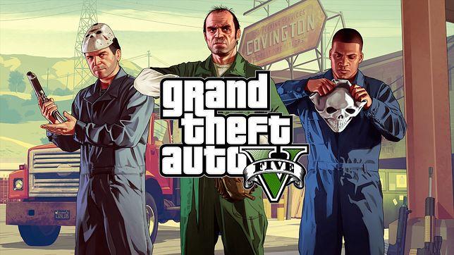 GTA 5 za darmo w Epic Games Store. Hit Rockstara dostępny będzie przez ograniczony czas