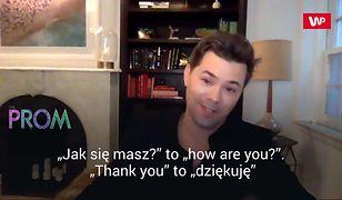 """""""Bal"""" Netfliksa. Gwiazdor z Hollywood ma polskie korzenie. Mówi o sytuacji w Polsce"""