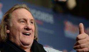 Gérard Depardieu: Aktor znowu miał wypadek
