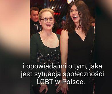 """""""Bal"""" Netfliksa. Meryl Streep cieszy się, że ten film trafił do Polski"""