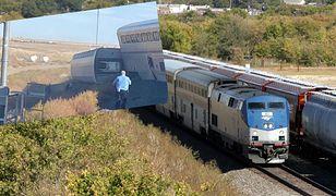 Katastrofa kolejowa w stanie Montana. Są ofiary śmiertelne i ranni