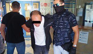 Próba brutalnego gwałtu i morderstwa w Celestynowie. Zatrzymano 31-latka