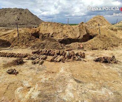 Śląsk. Niebezpieczne odkrycie w Chełmie Śląskim, saperzy w akcji