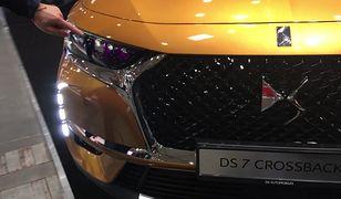 DS 7 na Poznań Motor Show 2018