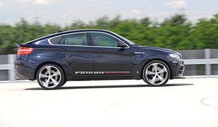 BMW X6M Falcon: Drapieżnik z Akwizgranu
