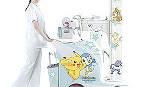Pokemon w japońskich szpitalach