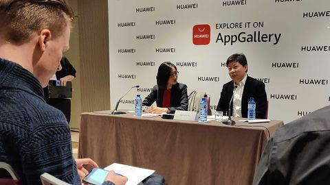 """Huawei o domniemanym sojuszu przeciwko Google: """"Nic takiego nie robimy, ale..."""""""