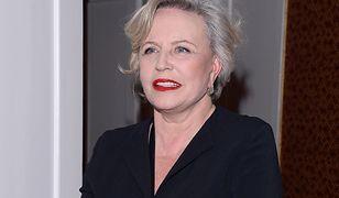 Krystyna Janda niczym Jane Fonda