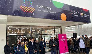 Katowice. Duża popularność sklepu socjalnego. Będzie jeszcze bardziej dostępny