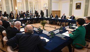 Okrągły stół ws. wymiaru sprawiedliwości. Bez przedstawicieli opozycji, PiS i TK