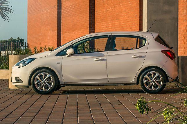 9. Opel Corsa - 2408 rejestracji