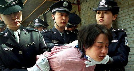 Egzekucja - sposób na zdobycie organów