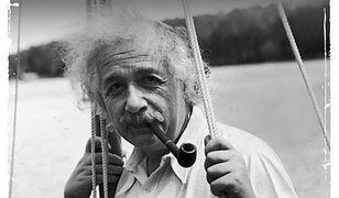 Podróże z Albertem Einsteinem