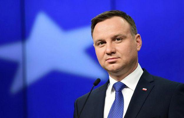 Prezydent Andrzej Duda: opozycji chodzi o wzniecanie niepokojów społecznych