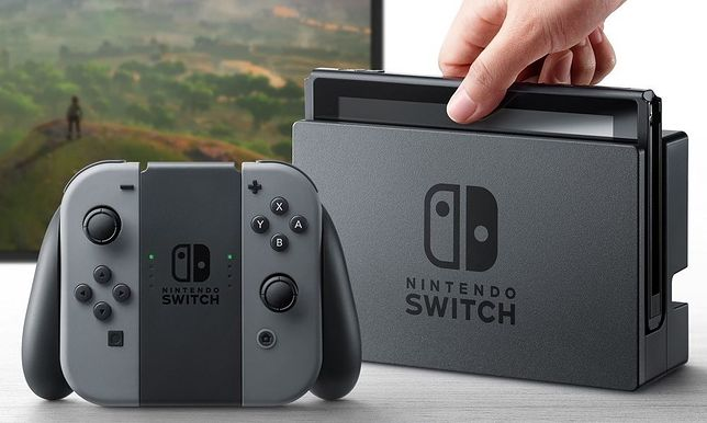 Nintendo: Switch za dobry, by zastępować go nową wersję. Prezes ucina plotki
