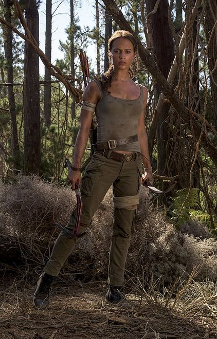 Kim jest nowa Lara Croft?