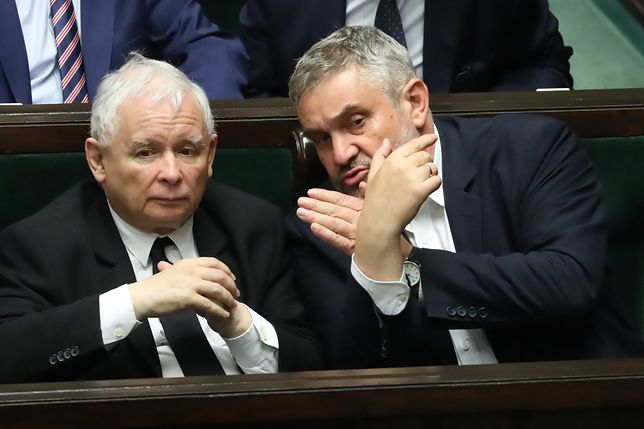 Rekonstrukcja rządu. Minister rolnictwa Jan Krzysztof Ardanowski w Sejmie