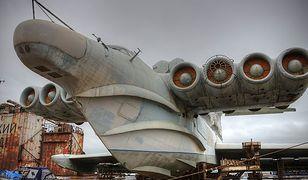 Latający statek - jedna z największych zagadek ZSRR