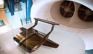 Takiego samolotu transportowego jeszcze nie widziałeś – lata na wysokości maksymalnie 12 metrów