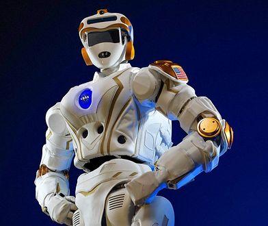 NASA ma wyjątkowego robota. Valkyrie zbuduje bazę na Marsie