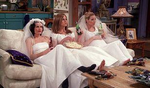Courtney Cox, Jennifer Aniston i Lisa Kudrow na jednym zdjęciu