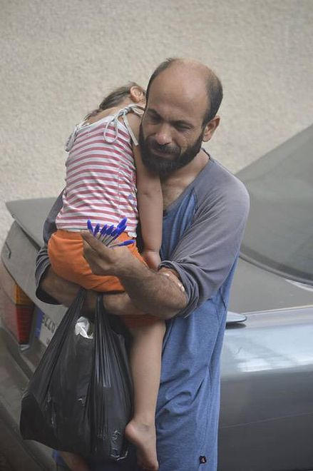 Samotny ojciec i jego walka o przetrwanie
