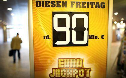 Wygrał 90 mln euro w europejskiej loterii. Rekord Czecha wyrównany